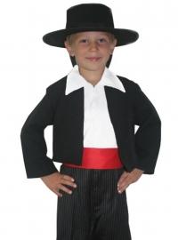 Spaanse kleding Jongen