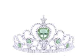 Prinsessen kroon groen