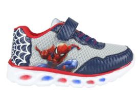 Marvel Spiderman schoenen spinnenweb  met lichtjes