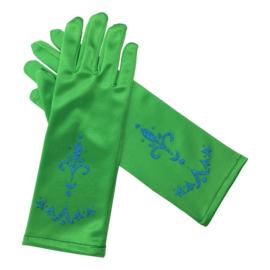 Elsa Frozen Fever handschoenen groen