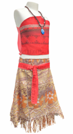 Vaiana Moana dress NEW