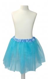Balletrokje blauw