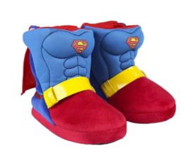 Superman pantoffels sloffen boots kinderen