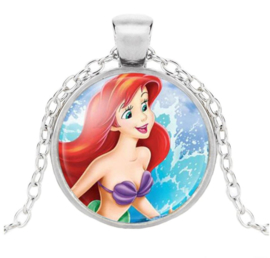 Zeemeermin ketting Ariel