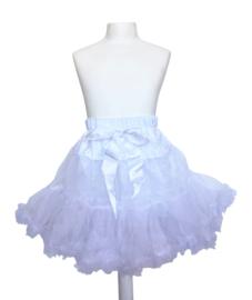 Ballet rokje petticoat tutu wit, Luxe