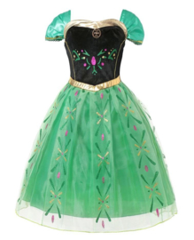 Anna Frozen Dress with FREE necklace