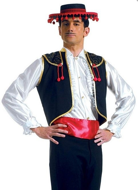 Spaanse verkleedset toreador