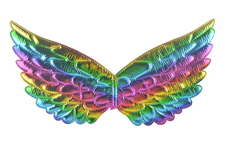 Prinsessen vleugels regenboog NIEUW