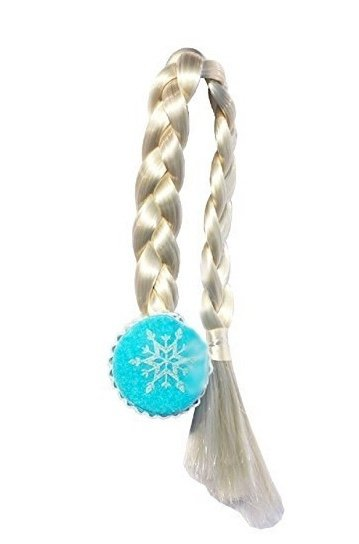 Elsa haarvlecht / Frozen haar vlecht