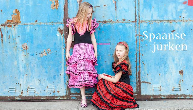Spaanse kleedjes