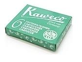 Kaweco standaard inktpatronen voor vulpennen GROEN [2598]