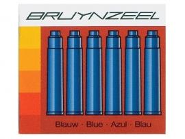 Bruynzeel inktpatronen blauw [549]