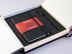 Moleskine cadeaubox Writing Box luxe schrijfset  [1628]