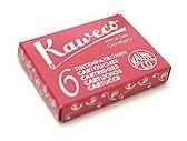 Kaweco standaard inktpatronen voor vulpennen ROOD