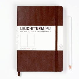 Leuchtturm1917 Colour notitieboek Blanco 9 x 15 cm (Pocket) NATURAL EARTH
