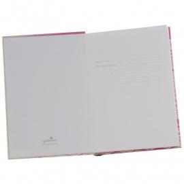 Turnowsky Flower Kolibri  Notitieboek Blanco A5