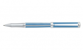 Sheaffer Intensity Cornflower Striped Roller pen [2255]
