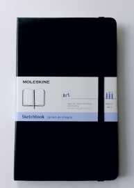 Moleskine Schetsboek Large voor je Art Journal [131]