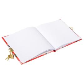 Turnowsky Poppy dagboek met slot  [1771]