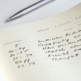 xx Leuchtturm1917 Softcover Notitieboek  Gelinieerd 17,8 x 25,4 cm - B5 - Zwart [1611]
