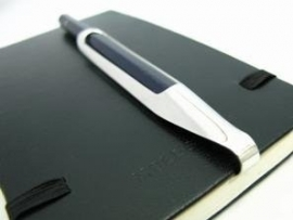 Authentics Pen Clip LARGE Glossy of Brushed