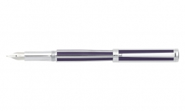 Sheaffer Intensity Deep Violet Striped vulpen [2252]