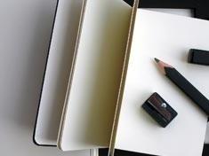 Moleskine cadeaubox Drawing Box luxe teken- en schets kit