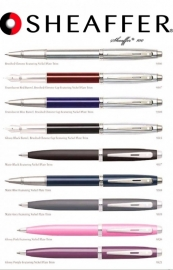 SHEAFFER 100 Gift Collection Vulpen Matte Blue blauw [1377]