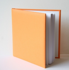 Goldbuch dagboekje seda oranje  [1473]