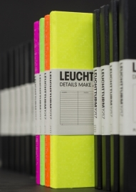 Leuchtturm1917 LIMITED ED Notitieboek Gelinieerd 14.5 x 21cm (A5) NEON Oranje [2625]