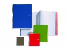 Miquelrius MR4 Notitieboek Blanco A4 Zwart [285]