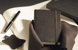 Leuchtturm1917 Blanco Notitieboek A5 lederen omslag in geschenkbox [1292]