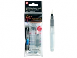 Koi Water Brush Aquarelpenseel voor onderweg Medium [509]
