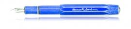 KAWECO Sport ALUMINIUM STONEWASHED Blue vulpen M