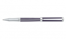 Sheaffer Intensity Deep Violet Striped Roller pen [2256]