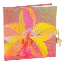 Turnowsky OMG Orchid dagboek met slot