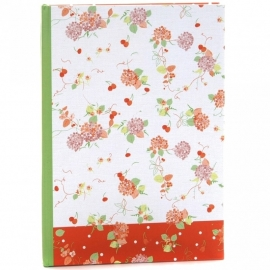 Goldbuch Blanco Notitieboek 15x21 cm FLORA