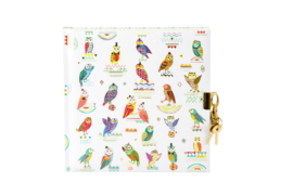 Turnowsky Owls dagboek met slot  [1897]
