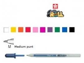 Bruynzeel Sakura GLAZE 3D pens set van 10 gelpennen  [1328]