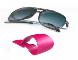 Bobino Glasses Clip brilclip voor in de auto fuchsia [2157]