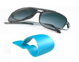 Bobino Glasses Clip brilclip voor in de auto turquoise [2156]