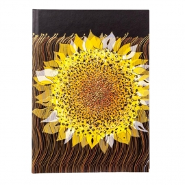 Turnowsky Starry Sunflower Notitieboek Blanco A5