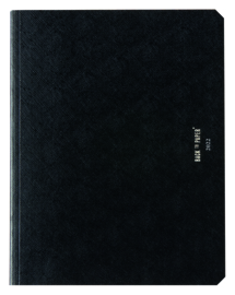2022 Back to Paper Notebook Agenda A5 - weekagenda
