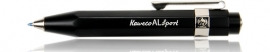 KAWECO Sport ALUMINIUM Black balpen  [2544]