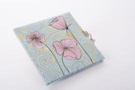 Turnowsky Flora Flower  dagboek met slot
