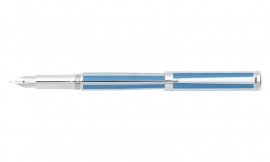 Sheaffer Intensity Cornflower Striped vulpen [2251]