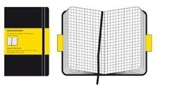 Moleskine Notitieboek Geruit Squared 9x14 (Pocket) [115]