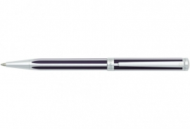 Sheaffer Intensity Deep Violet Striped balpen [2261]