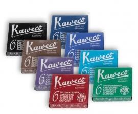 Kaweco standaard inktpatronen voor vulpennen ROOD [2597]