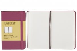 Moleskine notitieboek blanco ROZE magenta 9x14cm (pocket) [2366]